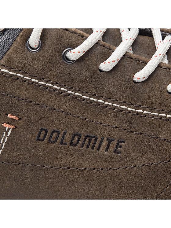 Dolomite Dolomite Polobotky Cinquantaquattro Daily 250609-0300011 Hnědá