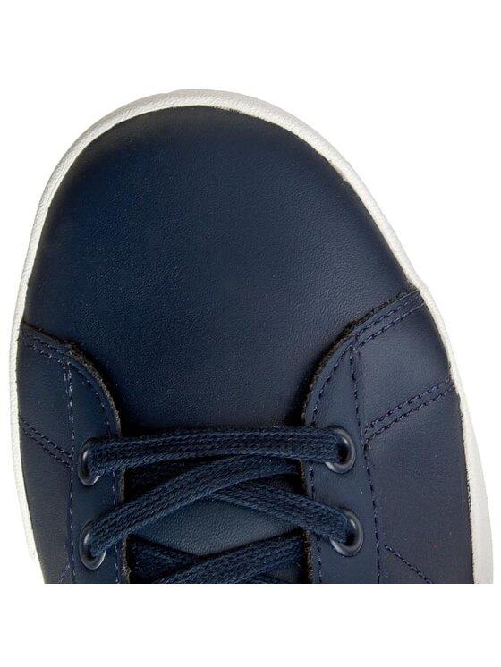 Lacoste Lacoste Sneakersy Deston 316 1 7-32SPM0006003 Tmavomodrá
