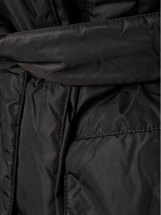Hetregó Hetregó Télikabát Brianna 8H635 19W008 Fekete Regular Fit