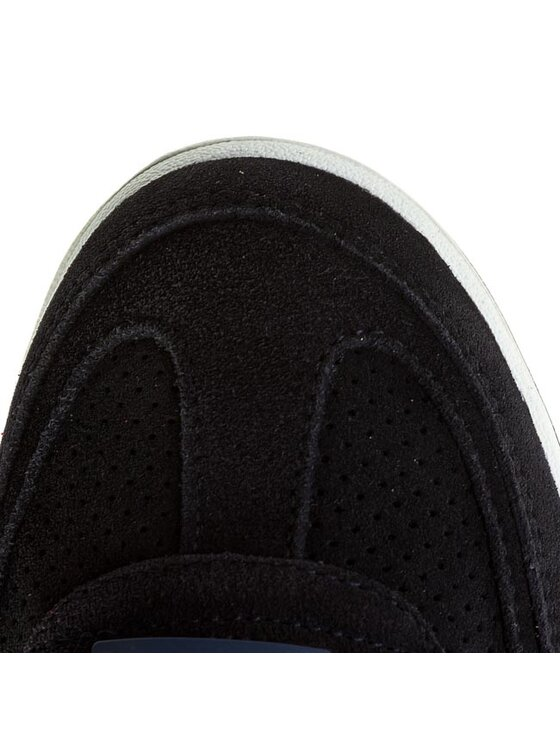 Tommy Hilfiger Tommy Hilfiger Sneakersy Ryan Hilfiger 1B FM56819006 Modrá