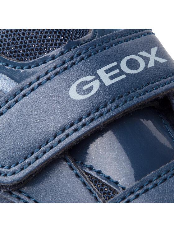Geox Geox Sportcipő J Shuttle G. A J8406A 002AU C4504 DD Sötétkék