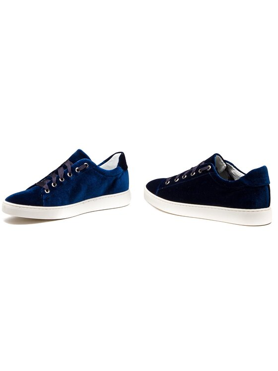 Gino Rossi Gino Rossi Sneakersy Mariko DPH480-W69-SS00-5700-0 Granatowy