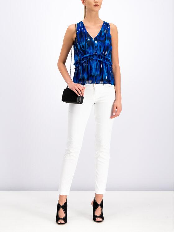 iBlues Marškinėliai Tago 71610492 Tamsiai mėlyna Regular Fit