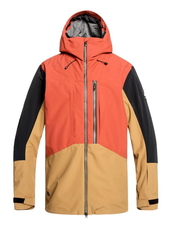 Quiksilver Quiksilver Сноуборд яке Travis EQYTJ03231 Оранжев Modern Fit