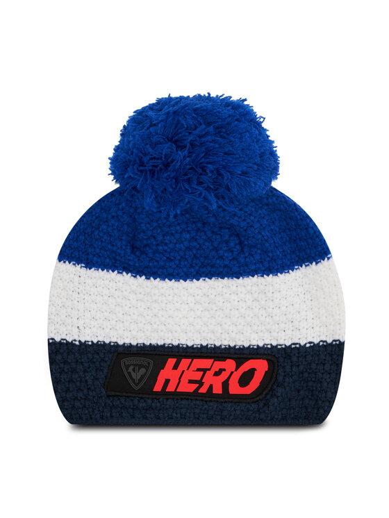 Rossignol Kepurė Hero Pompon RLJMH03U Mėlyna