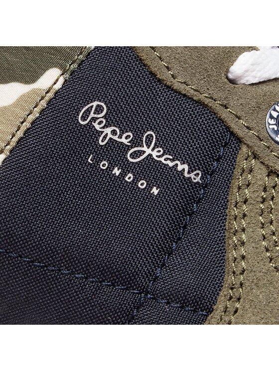 Pepe Jeans Pepe Jeans Αθλητικά Sydney Camu Summer PBS30392 Πράσινο