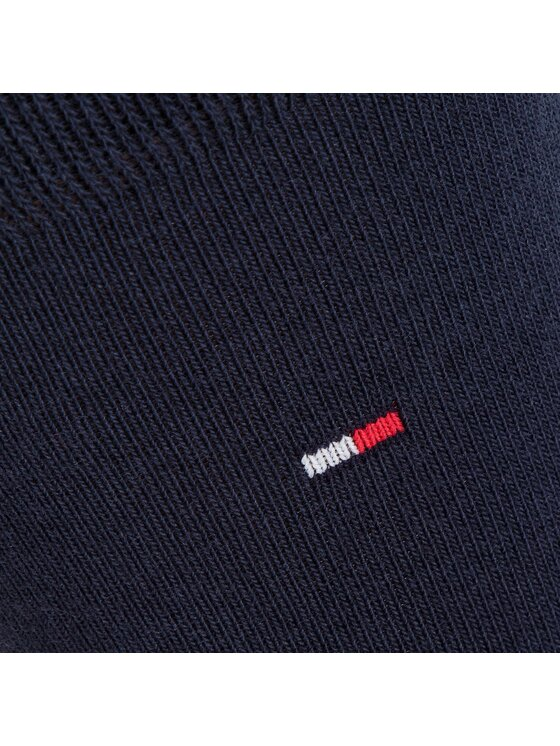 Tommy Hilfiger Tommy Hilfiger Set de 5 perechi de șosete lungi pentru bărbați 482010001 Bleumarin