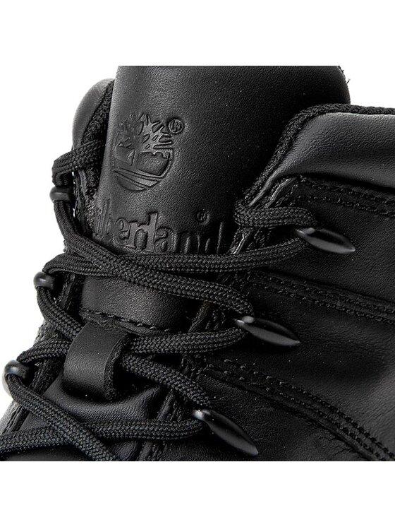 Timberland Timberland Παπούτσια πεζοπορίας Euro Sprint A13KB Μαύρο