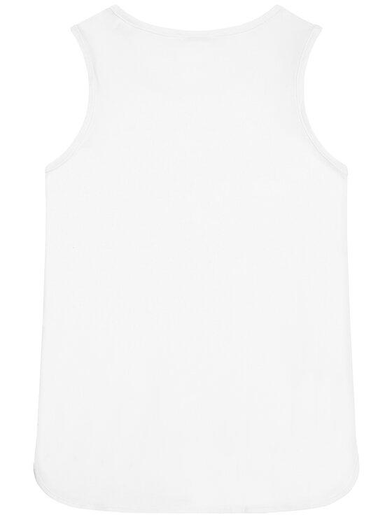 Guess Guess Bluzka J1GI21 K6YW1 Biały Regular Fit