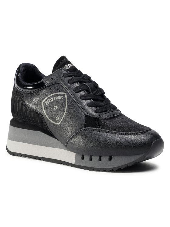 Blauer Laisvalaikio batai F0CHARLOTTE05/ZEF Juoda