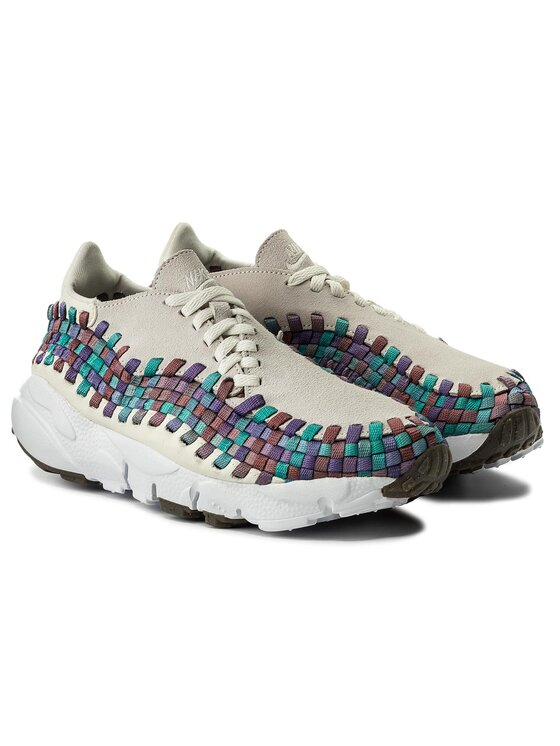 Nike Nike Batai Air Footscape Woven 917698 100 Smėlio