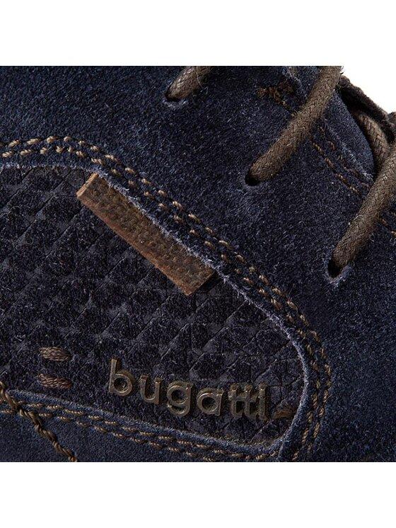 Bugatti Bugatti Polacchi Relias U5582-3 Blu scuro