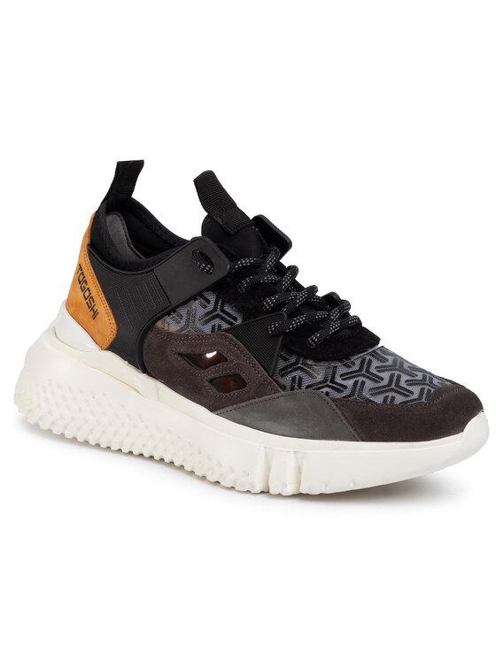 Togoshi Togoshi Sneakersy TG-12-04-000169 Szary