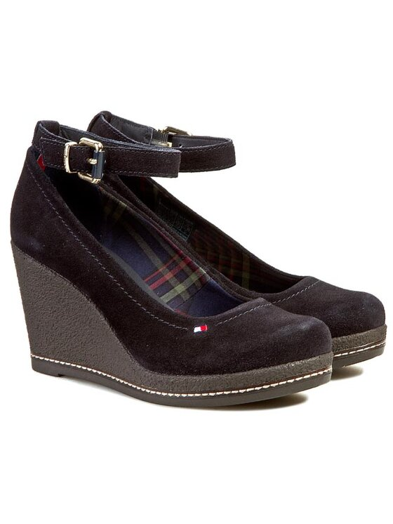 Tommy Hilfiger Tommy Hilfiger Κλειστά παπούτσια Natalie 6B FW56817734 Μπλε