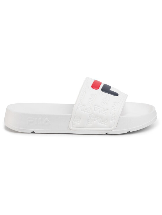 Fila Fila Klapki Boardwalk Slipper 2.0 Wmn 1010959.1FG Biały