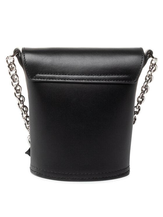 Calvin Klein Calvin Klein Torebka Lock Bucket Micro K60K606331 Czarny