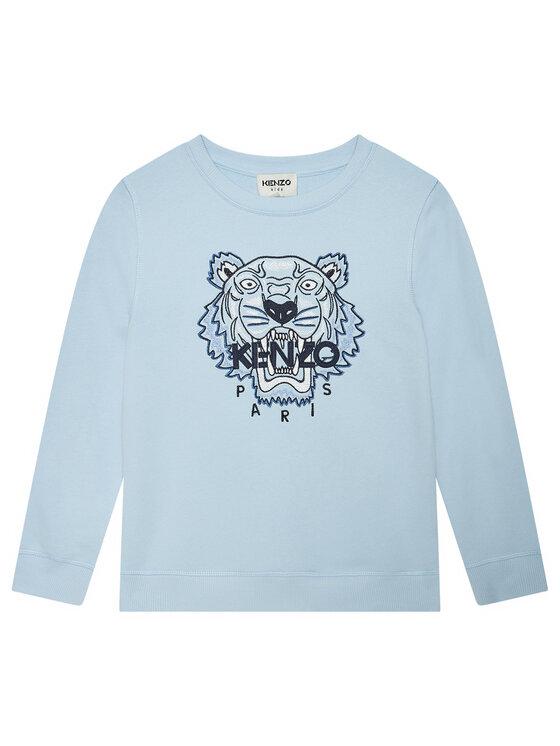 Kenzo Kids Džemperis K25088 D Mėlyna Regular Fit