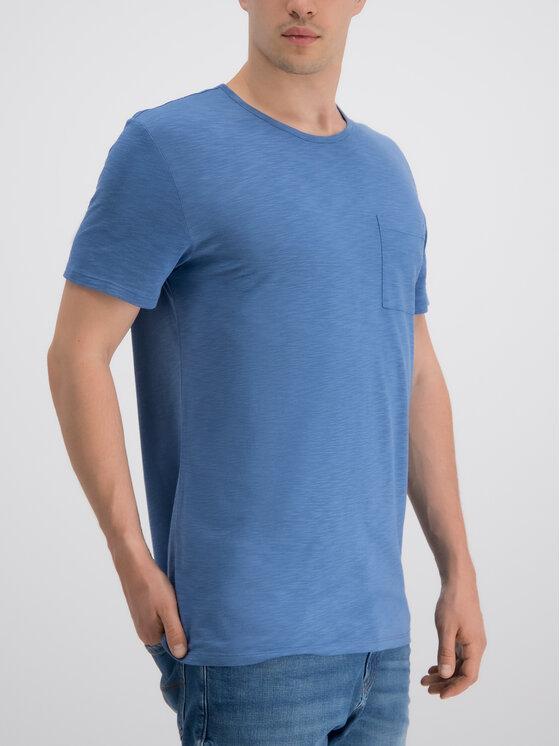 JOOP! Jeans Joop! Jeans Tricou 30014595 Bleumarin Regular Fit