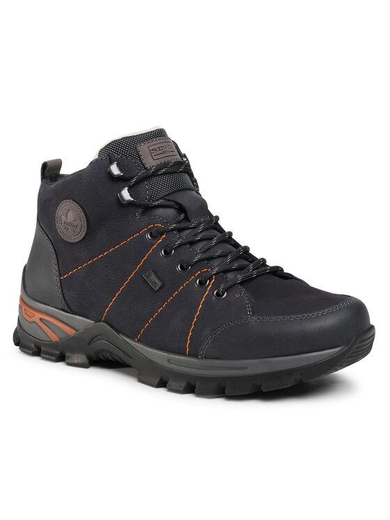 Rieker Auliniai batai F6814-16 Tamsiai mėlyna