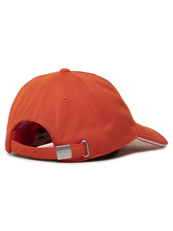 Lacoste Lacoste Czapka z daszkiem RK5400 Pomarańczowy