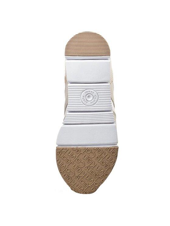 Calvin Klein Jeans Calvin Klein Jeans Laisvalaikio batai Tea RE9266 Smėlio
