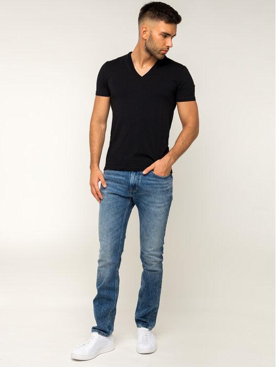 Dsquared2 Underwear Dsquared2 Underwear Marškinėliai D9M452280 Juoda Regular Fit