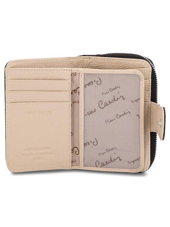 Pierre Cardin Pierre Cardin Velká dámská peněženka 01 LINE 115 Černá