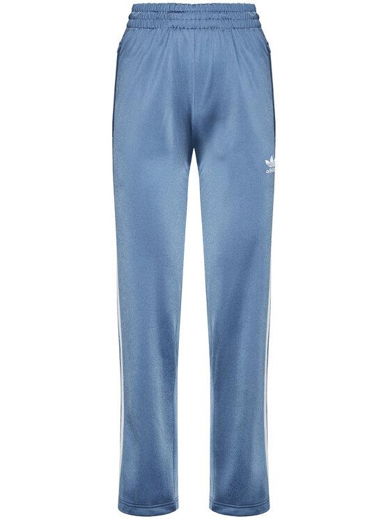 adidas adidas Spodnie dresowe adicolor Classics Firebird GN3518 Niebieski Regular Fit
