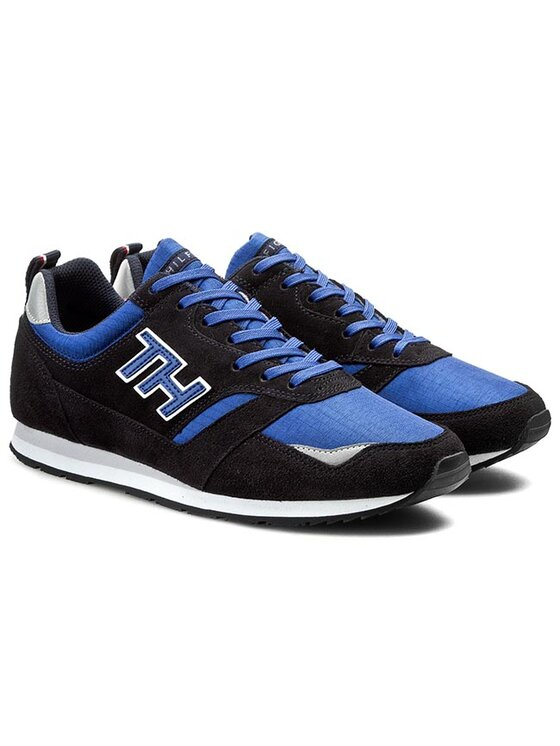 Tommy Hilfiger Tommy Hilfiger Sneakers Adan 8C FM56820865 Bleumarin
