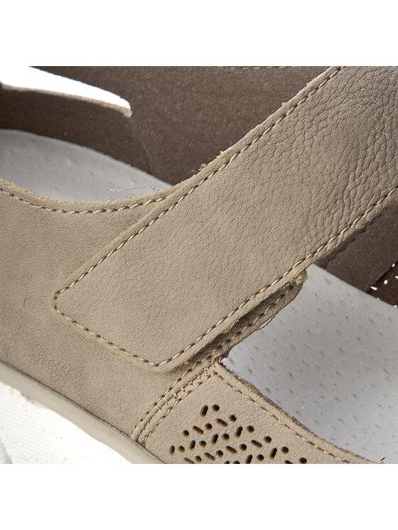 Rieker Rieker Κλειστά παπούτσια 53767-42 Γκρι