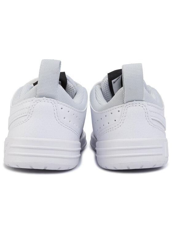 Nike Nike Buty Pico 5 (PSV) AR4161 100 Biały