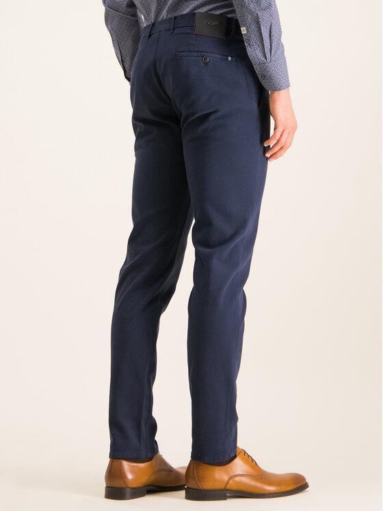 JOOP! Jeans Joop! Jeans Pantalon en tissu 30017311 Bleu marine Slim Fit