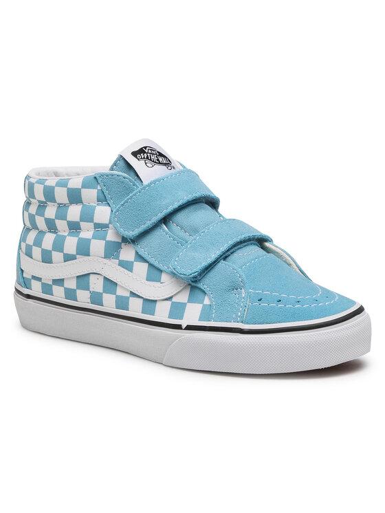 Vans Vans Sneakersy Sk8-Mid Reissue V VN0A346Y30Y1 Niebieski