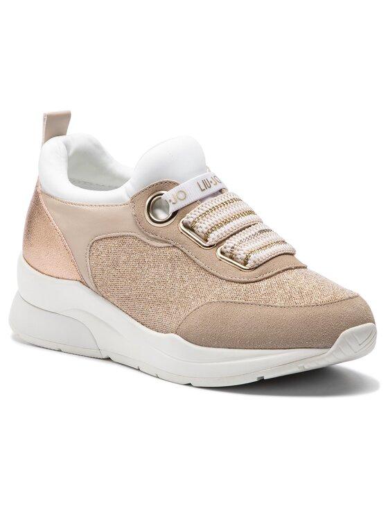 Liu Jo Liu Jo Laisvalaikio batai Karlie 13 B19003 TX030 Smėlio