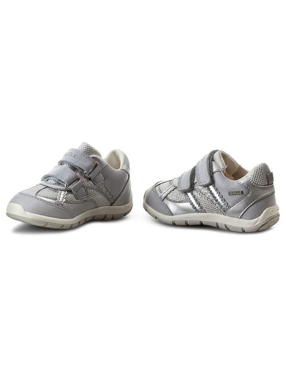 Geox Geox Chaussures basses B Shaax G. C B5233C 043AS C1010 Gris