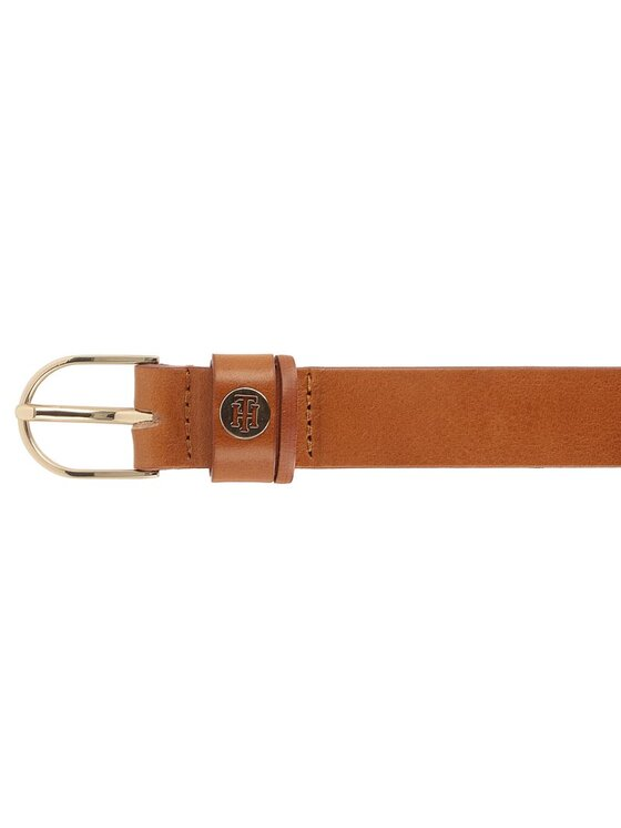 Tommy Hilfiger Tommy Hilfiger Ceinture femme Classic Belt 2.5 AW0AW03774 75 Marron