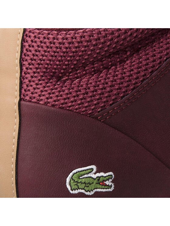Lacoste Lacoste Sneakersy Ampthill 318 1 CAW 7-36CAW00033C9 Bordó