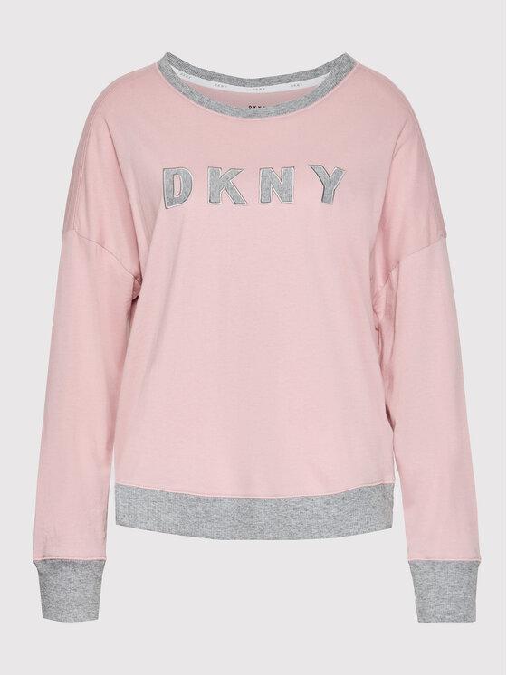 DKNY DKNY Pidžama YI2919259 Ružičasta