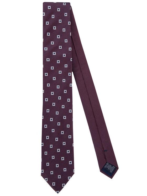 Tommy Hilfiger Tailored Tommy Hilfiger Tailored Вратовръзка TT0TT05371 Бордо