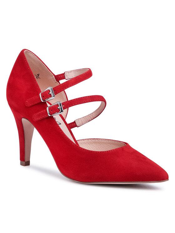 Caprice Aukštakulniai 9-24402-24 Raudona