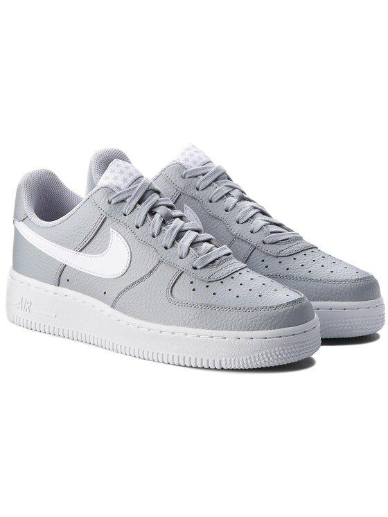 Nike Scarpe Air Force 1 '07 AA4083 013 Grigio