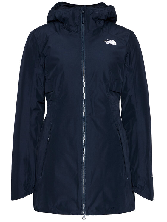 The North Face The North Face Parka Hikesteller NF0A3Y1GM6S1 Granatowy Regular Fit