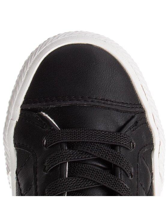 Guess Guess Sneakersy FICOR4 ELE12 Czarny