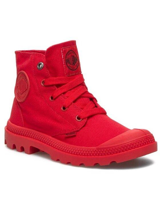 Palladium Žygio batai Mono Chrome 73089-600-M Raudona