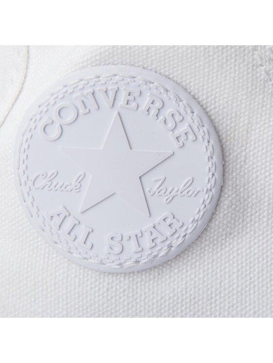 Converse Converse Sportbačiai Ctas Hi 156764C Balta