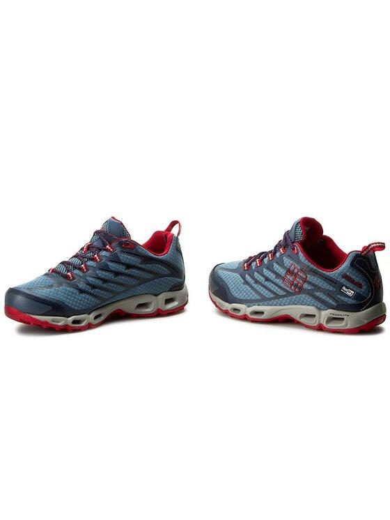 Columbia Columbia Chaussures de trekking Ventrailia II Outdry BM1753 Bleu
