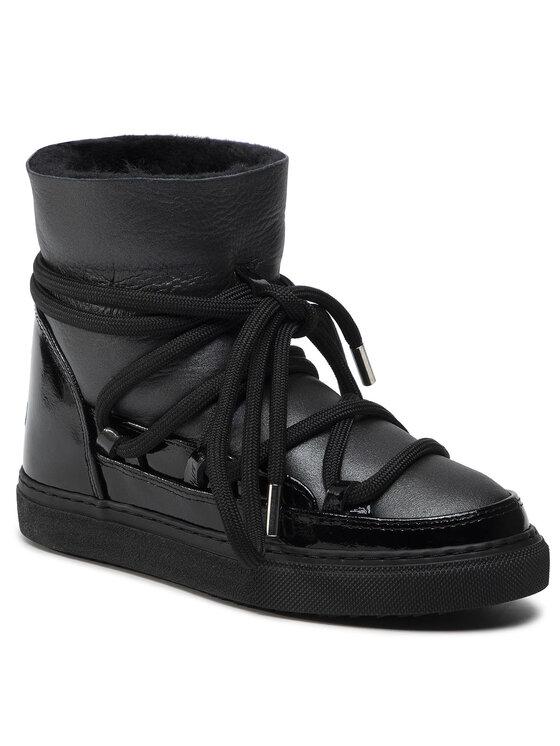 Inuikii Batai Sneaker 70202-6 Juoda