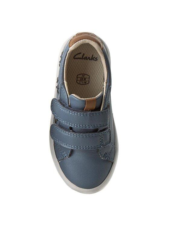 Clarks Clarks Scarpe basse Brill Jive Inf 261236486 Blu