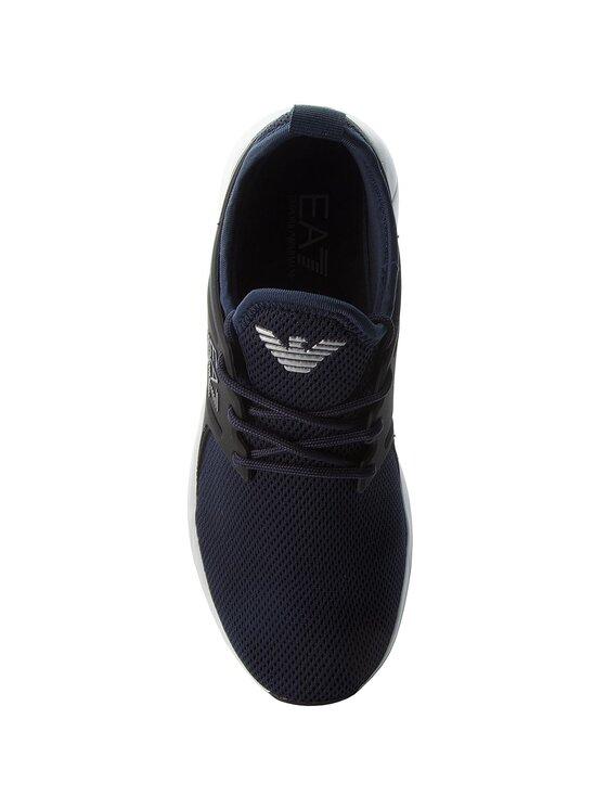 EA7 Emporio Armani EA7 Emporio Armani Sneakersy X8X024 XCC06 00285 Tmavomodrá