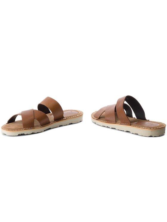 Gino Rossi Gino Rossi Mules / sandales de bain Vachetta ML2561-TWO-BG00-3300-X Marron